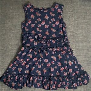 Gap Kids navy dress sz. XS (girls)